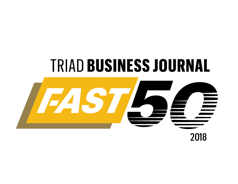 South Atlantic Contract Packaging Recognized As One of the 50 Fastest Growing Companies in the Triad for the 4th Year in a Row