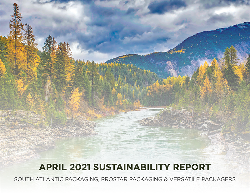 We're Serious About Sustainability